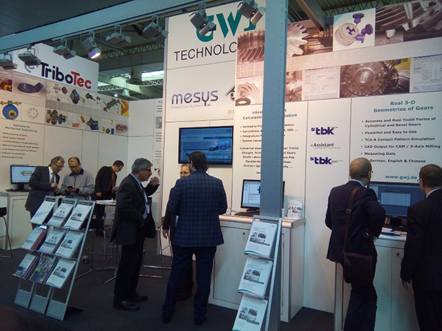 "Please visit ""GWJ Technology GmbH""  Hall 25, Stand A23 at the HANNOVER MESSE 2019, 01 - 05 April"